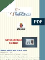 Aula 8 Marcelo Augusto Melo Rosa de Sousa Escola Do Parlamento