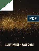 SUNY Fall 2015 PDF Catalog
