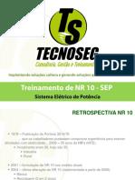 NR 10 - SEP Apresentação