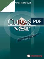 CUBASE 5 Bedienungsanleitung
