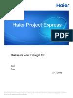 Hussaini New Design GF