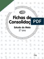 ALFA - Fichas de Consolidação - Estudo Do Meio
