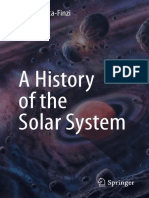 A History of the Solar System (Claudio Vita-Finzi)