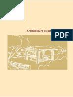 Boite a Outils - Fiches de Recommandations Thematiques - Architecture Et Patrimoine Bati