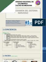 1-Examen Físico- Sistema Nervioso