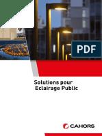 Cahors Eclairage Public2017