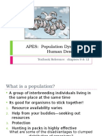 demography lecture powerpoint