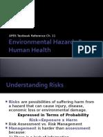 environmental hazards human health