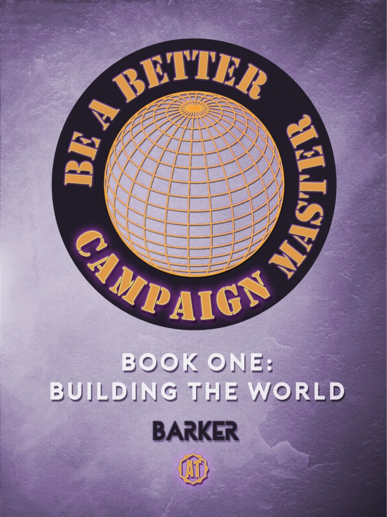Be a Better Campaign Master