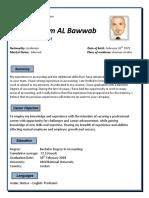 Bashar AL Bawwab Resume.pdf