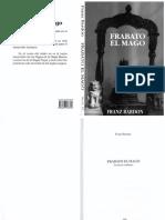 Bardon, Franz, Frabato El Mago,1995