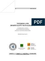 Ivanović Zoran - TOURISM AND HOSPITALITY MANAGEMENT.pdf