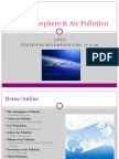 atmosphere and air pollution unit 3