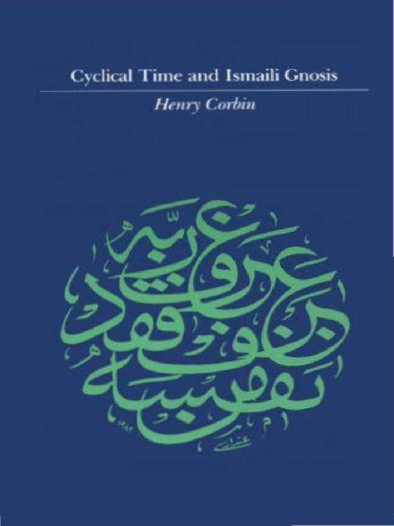 Henry Corbin - Cyclical Time And Ismaili Gnosis.pdf | Zoroastrianism ...