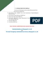 8 Langkah Menyusun RKPDesa