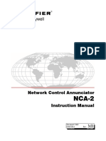 NCA 2 Instruction Manual 52482
