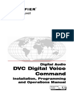DVC- Manual 52411