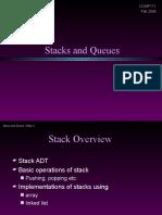 Stack Queue