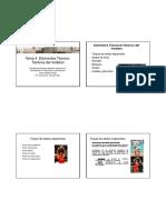 Tema 4. Elementos Técnico Tácticos