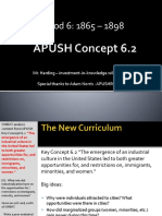 APUSH - Concept - 6.2.II - Harding