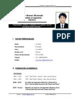 CV Astete Perez David