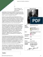 Sigmund Freud – Wikipédia, A Enciclopédia Livre