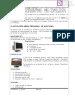 Impresoras y Monitores