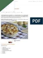 Tortino Di Patate e Prosciutto Con Mozzarella, Ricetta