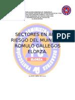 Sectores de Alto Riesgo 2014