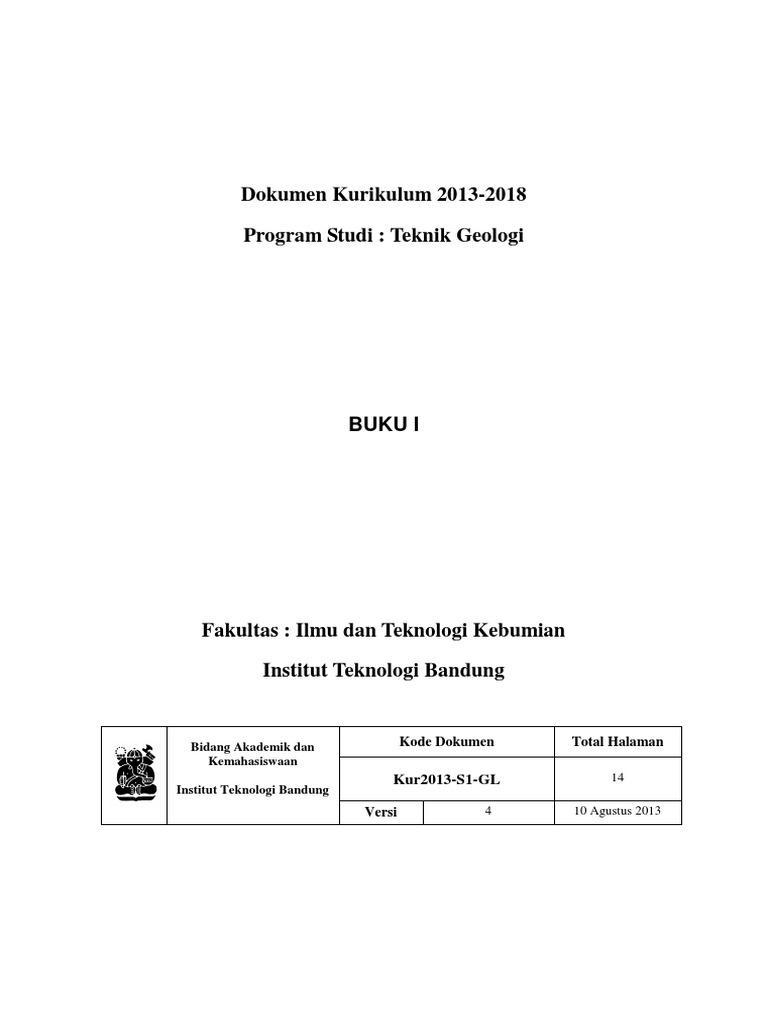Dokumen kurikulum geologi 2013 ver4 17072013pdf ccuart Choice Image