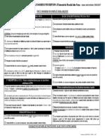 Liste Des Pieces a Fournir 2016 Version 2 Du 20-05-2016