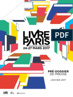 Livre Paris 2017 programme