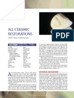 25 All Ceramic Restorations