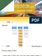 01. Sales Management