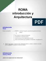 Tema 2 Parte 3 Mundo Clasico-roma Arquitectura 1
