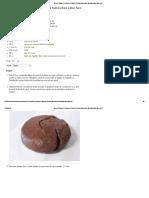 Biscuiti Vegani Cu Cacao Si Faina de Quinoa (Fara Zahar, Fara Faina Alba, Fara Unt)