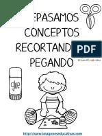 Repasamos Conceptos Recortando y Pegando II PDF