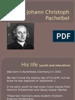pachelbel and ostinato