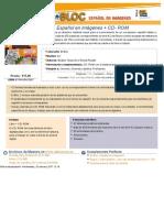 El_Bloc_2_Español_en_imágenes_+_CD-ROM