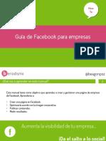 Manual Facebook Para Empresas