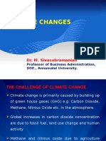 Climate Changes Ppt