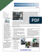 Newsletter July Draft