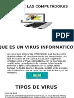 Virus de Computadoras y Enfermedad Asma