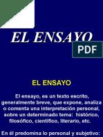 2.1. EL ENSAYO