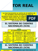 Sector Real -Externo