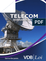 Telecom Myanmar Update September 2016