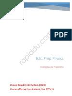 B.sc . Prog. Physics1