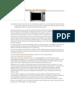 Las Dioxinas y Hornos de Microondas.doc