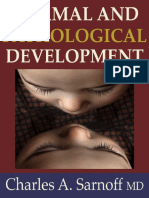 Normal and Pathological Development