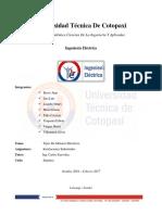Informe (Tipos de Motores)